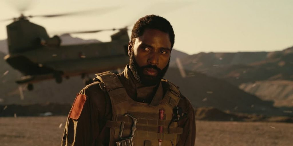 Foto van acteur John David Washington